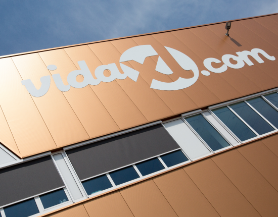 Distributiecentrum in Venlo