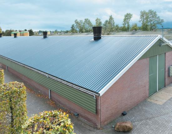 Asbestrenovatie in Sibculo