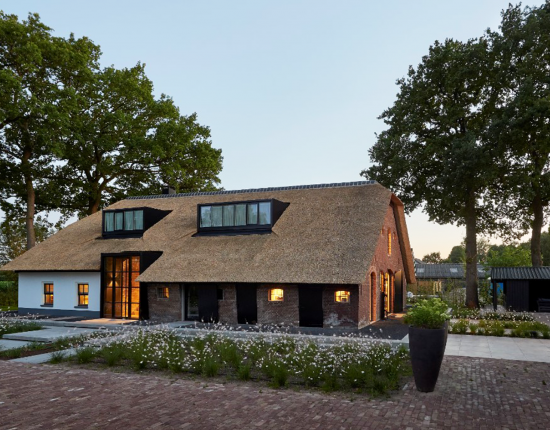 Renovation Farmhouse Hoogland